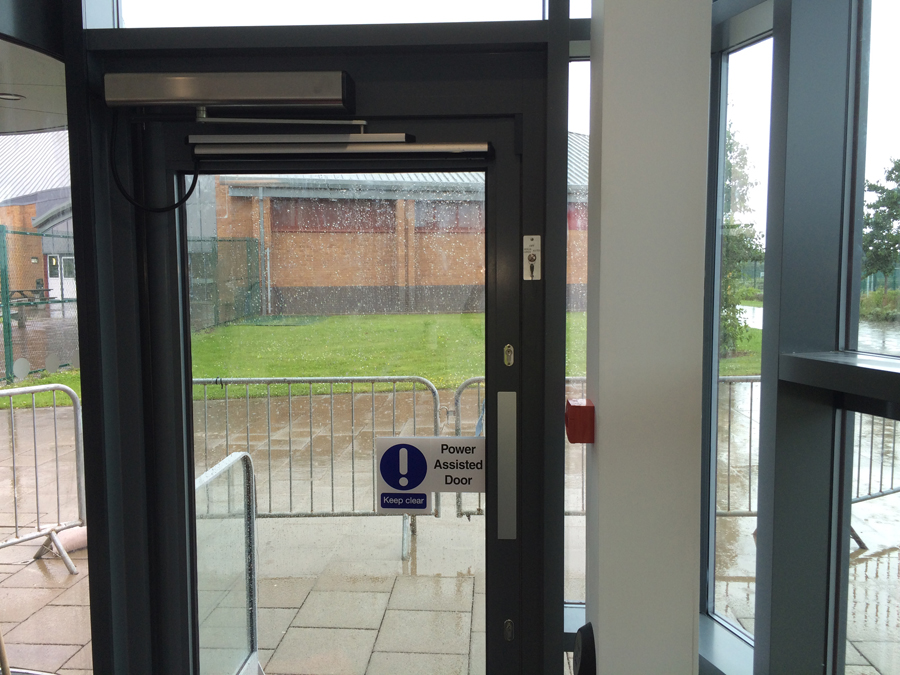 Automatic Doors In Leeds West Yorkshire