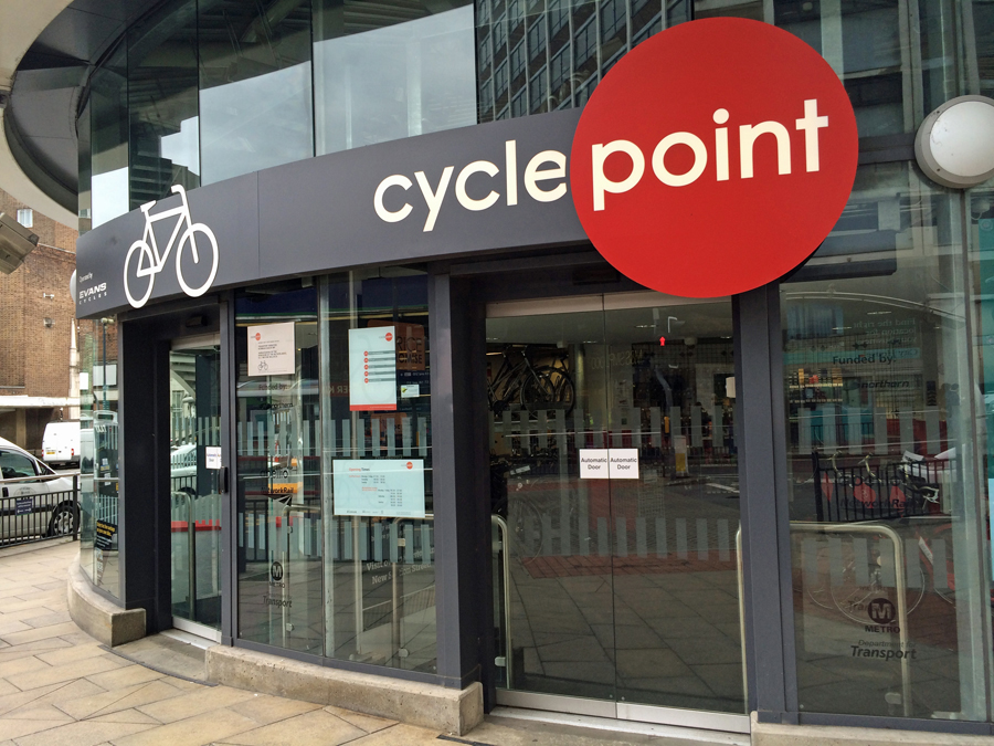 ... Leeds cycle point automatic doors ... & Automatic doors in Leeds West Yorkshire