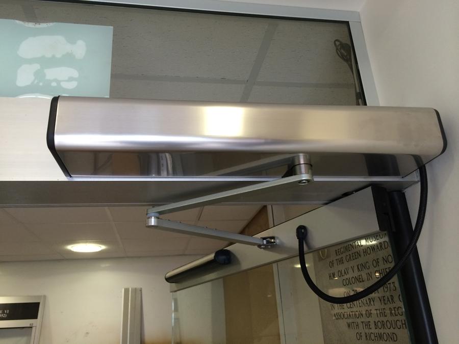Automatic Doors In Leeds West Yorkshire